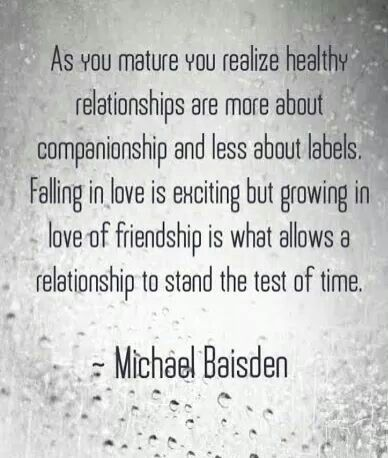 Mature Relationships Quotes Relationship Love Life Quotes Quotes