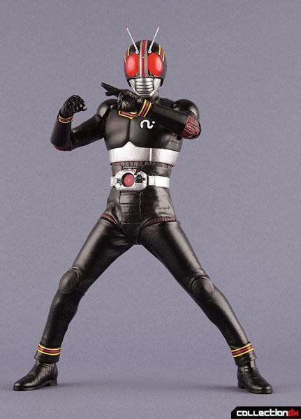 Black Kamen Rider Medicom