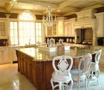 Gorga Kitchen....dreamy!!