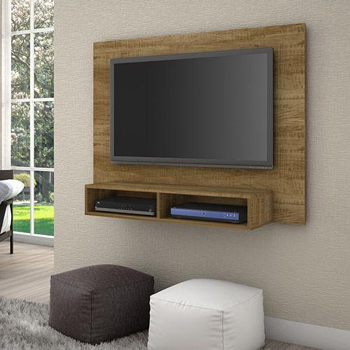 Painel para TV até 42 Ipanema Gold Wood - Germai