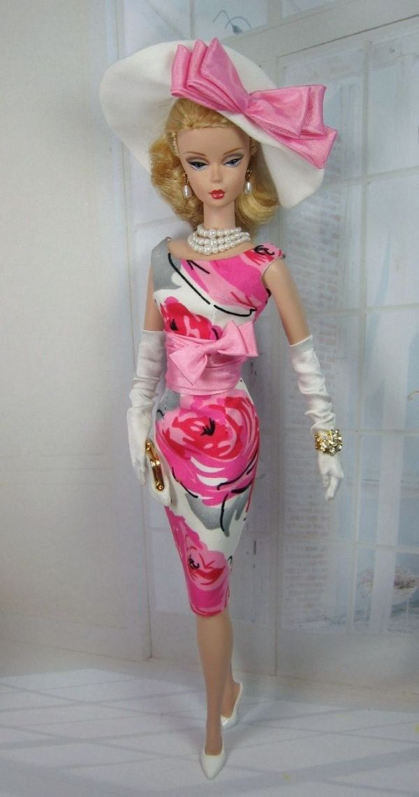 1000+ images about Barbie in Pink Black White on Pinterest