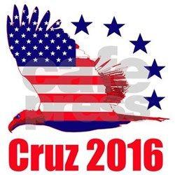 Get your Cruz stickers ~!