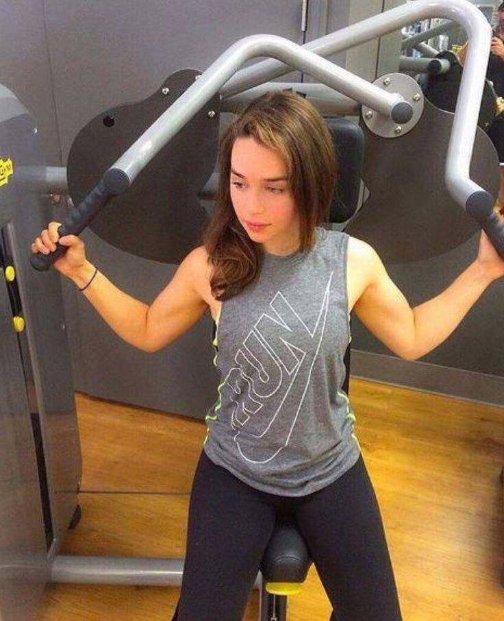 emilia clarke workout 2