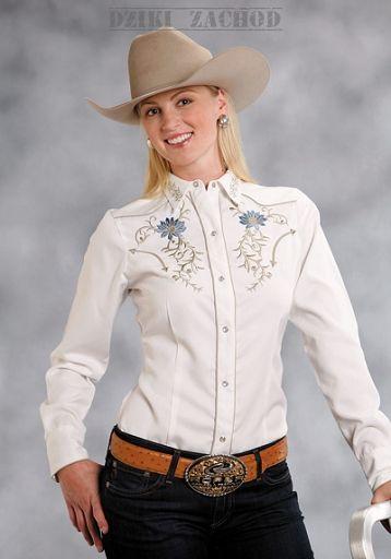 koszula kowbojska LARAMIE