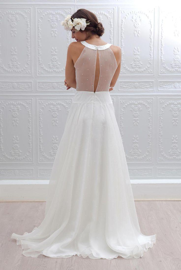 Robe de mariée Christina  Marie Laporte