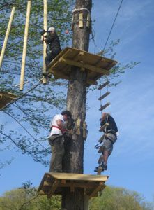 Sky High Adventure Park At Holiday Valley In Ellicottville