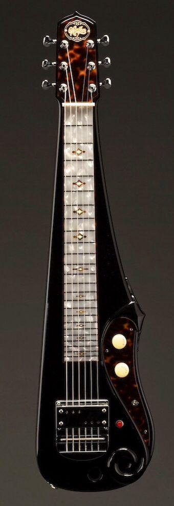 The Araya | Scott Walker Guitars - Walker Steel Guitar