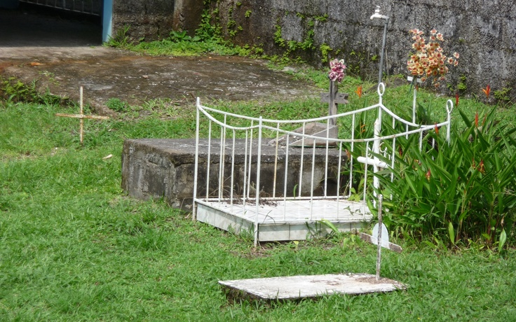 Cementerio en Costa Rica