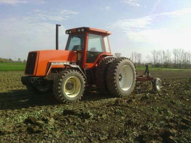 Vintage Allis Chalmers Tractors : Vintage allis chalmers tractors imgkid the