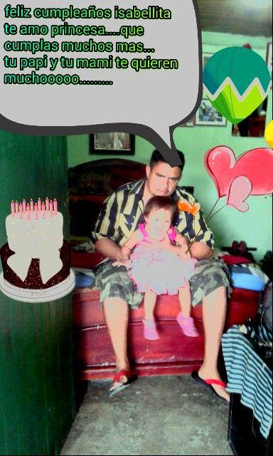 feliz cumpleaños...isa