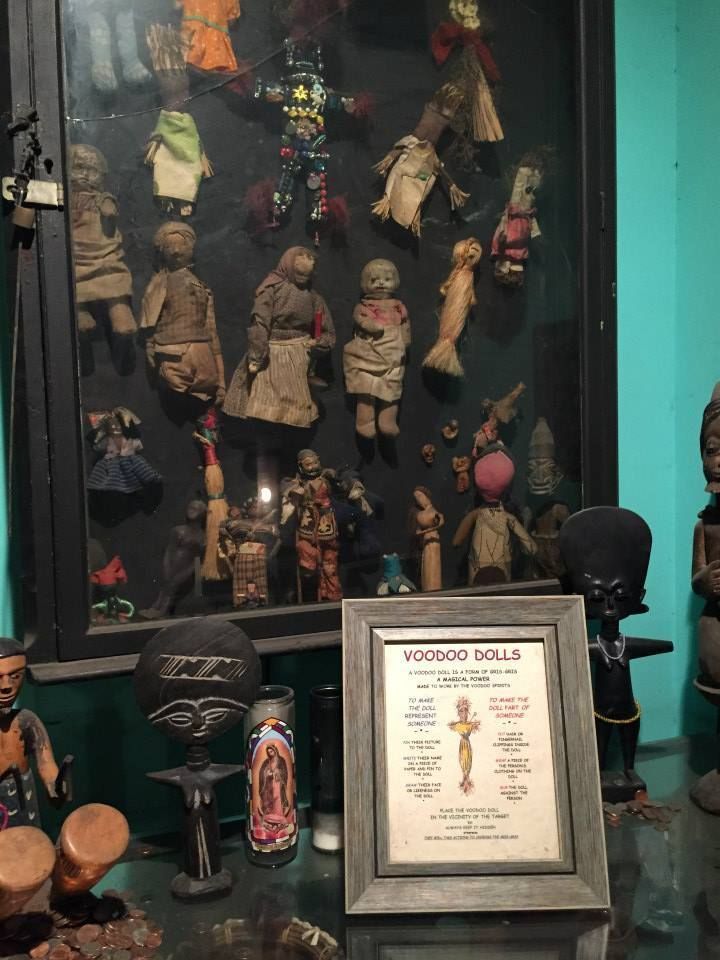 The New Orleans Historic Voodoo Museum New Orleans - LA: Reviews from families…