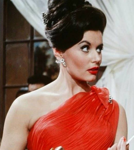 From Honey Ryder to Strawberry Fields: the Ultimate Guide to Bond Girls. Sylvia Trench.