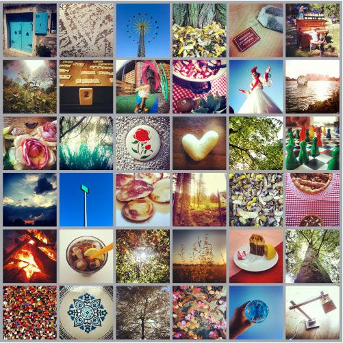 Instagram Collage by EasyCollage