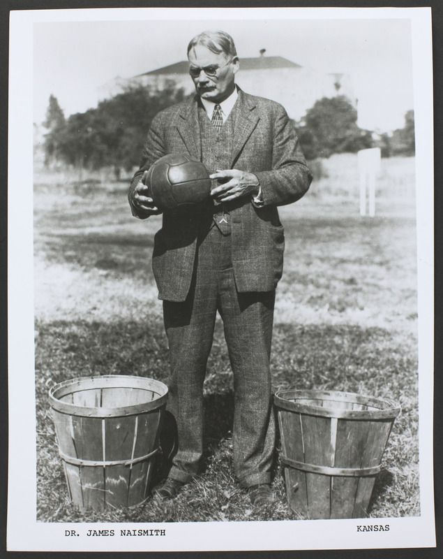 an introduction to the life of inventor of basketball dr james naismith Basketball was invented by a christian who believed god dr james naismith believed sport/ christian values went hand in hand discover this story.