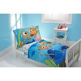 Found It At Wayfair Nemo And Friends 4 Piece Toddler Bedding Set