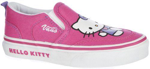 Vans Kids VANS ASHER (HELLO KITTY) MS SKATE SHOES -  	     	              	Price:              	View Available Sizes & Colors (Prices May Vary)        	Buy It Now         Customers Who Viewed This Item Also Viewed                          Converse Unisex Chuck Taylor Classic Colors Sneaker 			Sale Price: $14.99 -...