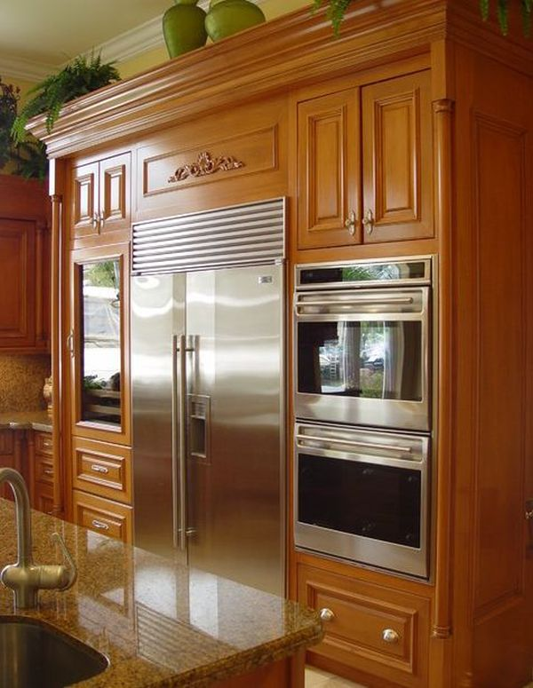 How To Design A Kitchen Around A Major Appliance