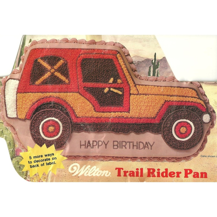 14 Best Jeep Cake Images On Pinterest Jeep Cake Car