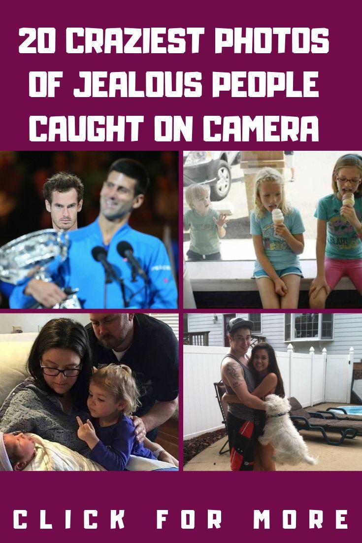 20 Craziest Photos of Jealous People Caught On Camera
