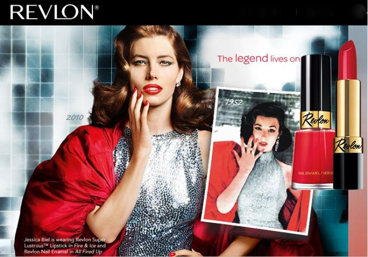 Revlon Fire and Ice Collection for Holiday 2010 | MakeUp4All