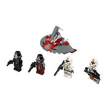 LEGO Star Wars Republic Troopers vs Sith Troopers (75001)