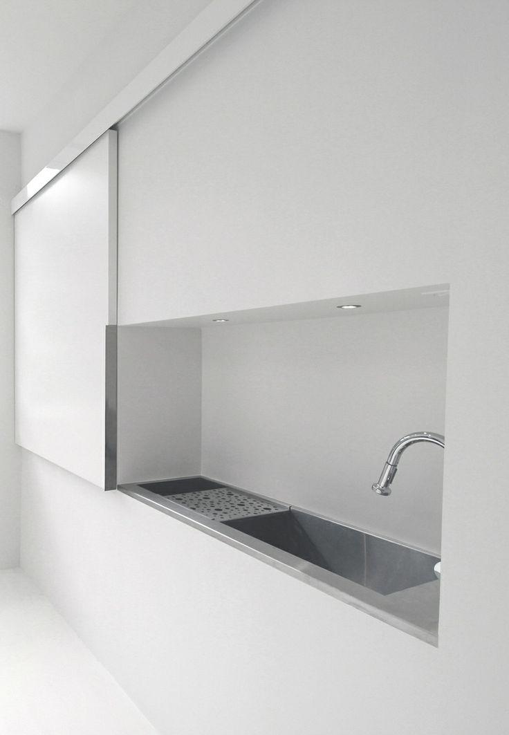 Simple Atelier Moderno Studio Moquin