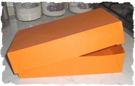 Come fare una scatola rettangolare grande quanto si vuole