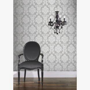 gothic minimalist | The Everyday Goth: CorpGoth Decor: Minimalist Baroque?