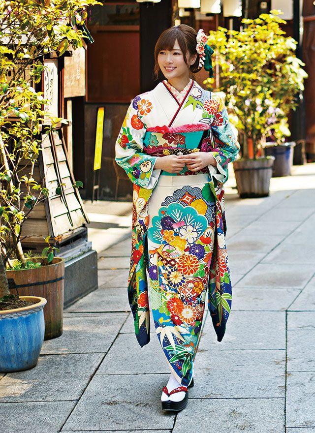 asheron02:  Shiraishi Mai   Nogizaka46 Shiraishi Mai Kimono   Kyoto Sweet Collection   Part 1