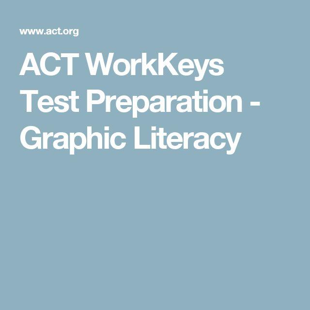 ACT WorkKeys Test Preparation - Graphic Literacy