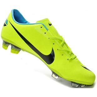 Official Images nike mercurial vapor 8 2012 soccer cleats Bleu Vert