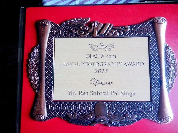 Travel Photography Award 2015