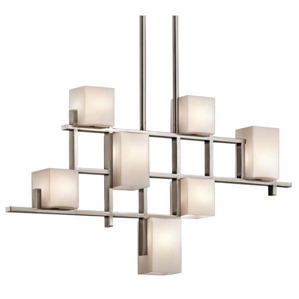 You'll love the City 7-Light Shaded Chandelier at AllModern - With Great Deals on modern Lighting products and Free Shipping on most stuff, even the big stuff.
