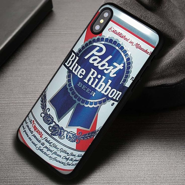 Beer Blue Ribbon Pabst Whiskey Winchester - iPhone X 8  7 6s SE Cases & Covers #beer #pabstblueribbon #iphonecase #phonecase #phonecover #iphone7case #iphone7 #iphone6case #iphone6 #iphone5 #iphone5case #iphone4 #iphone4case #iphone8case #iphoneXcase #iphone8plus