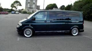 Volkswagen Transporter Minibus_