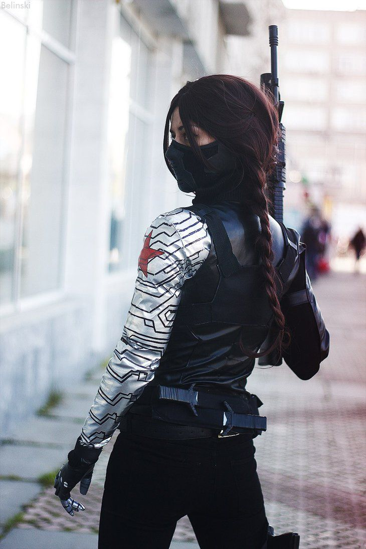 Bucky Barnes Cosplay - Google Search