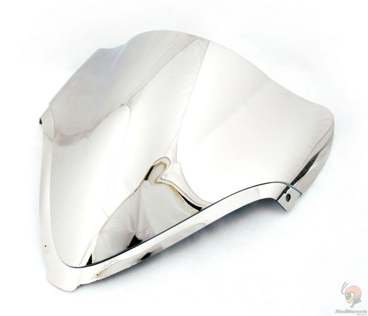 Mad Hornets - Windscreen Windshield Suzuki GSXR 1300 Hayabusa (2008-2011), Double Bubble, 5 Color Options, $39.99 (http://www.madhornets.com/windshield-for-suzuki-gsxr-1300-2008-2011-double-bubble-5-color-options/)