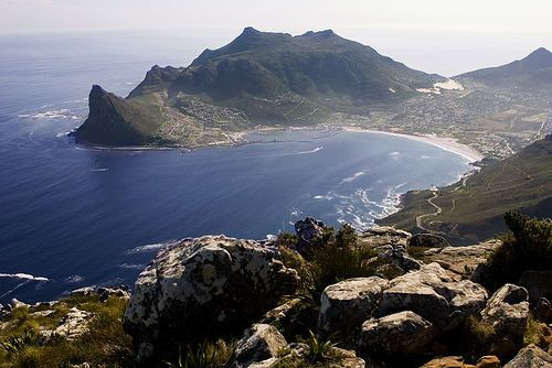 Been here! Hout Bay