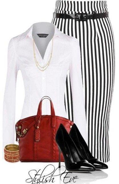 black white red ♥✤ | KeepSmiling | BeStayClassy