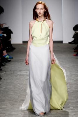Vionnet Spring 2014 Couture Fashion Show: Complete Collection - Style.com