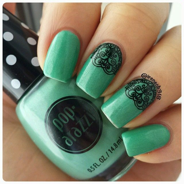 13 best Pretty marker nails images on Pinterest   Markers, Marker ...