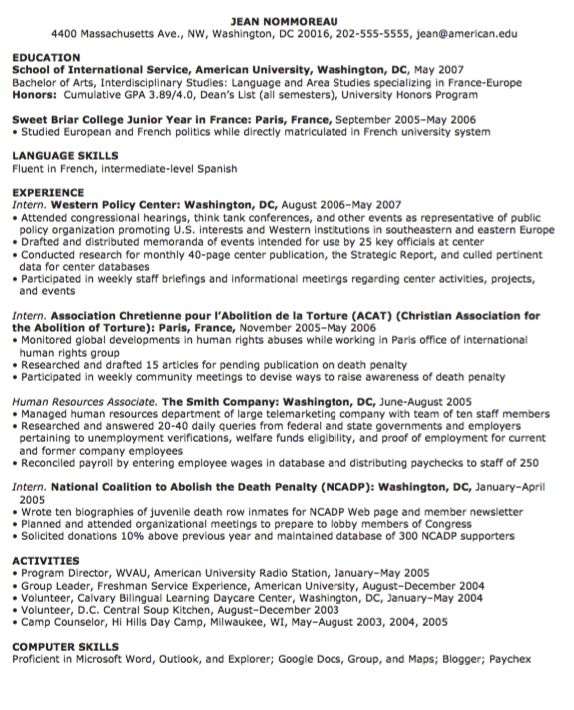 Example Of Human Resources Resume - http://exampleresumecv.org/example-of-human-resources-resume/