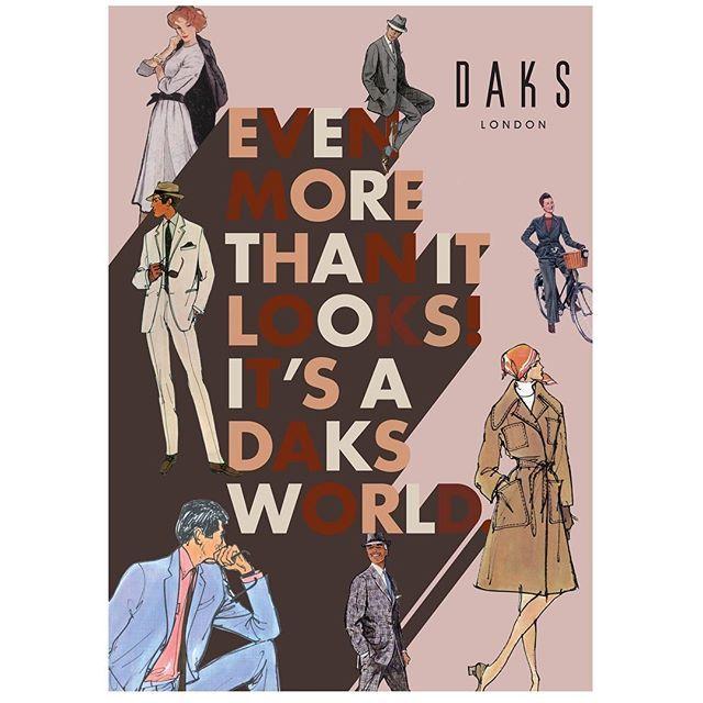 EVEN MORE THAN IT LOOKS!  IT'S A DAKS WORLD.   創業当時から受け継がれてきたブランドポリシーである品質第一の精神。  時代の流れとともにファッションのスタイルが変化しても、いつも長く使える着心地の良い服を求める顧客のニーズに応え、DAKSは品質にこだわり続けています。   見た目の良さだけではなく、着用することで初めて感じられる絶妙な着心地、またそんな品質や機能に加え、着る人に知性や品格を漂わせる装い、それがDAKSの世界観です。    #ダックス #daks #womenstyle #menstyle #womenfashion #mensfashion