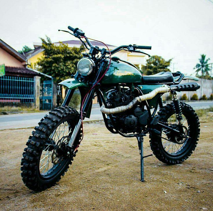 Yamaha scorpio 225