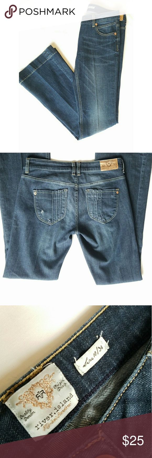 River Island jeans Great condition River Island boot cut jeans. Very comfortable! River Island Jeans Boot Cut