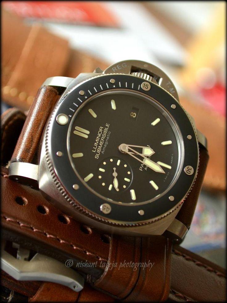 Luminor Panerai Submersible 389