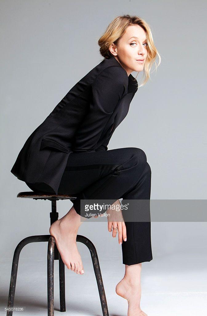 Photo d'actualité : Actress Ludivine Sagnier is photographed for Self...