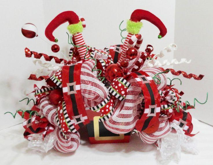 Christmas Centerpieces Ideas