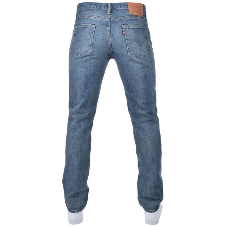 Levis 511 Slim Fit Jeans Blue | Mainline Menswear