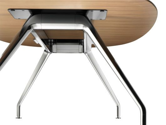 Graph #table collection designed by jehs+laub for #Wilkhahn